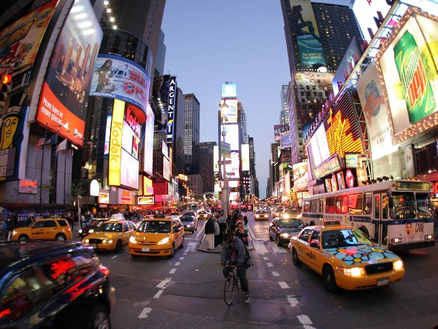 Times Square (Foto: Smash)
