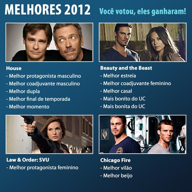Melhores 2012 (Foto: wo)