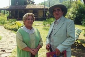 Sítio do Pica Pau Amarelo - Nicette Bruno (Dona Benta)  (Foto: CEDOC/ TV GLOBO)