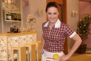 Bozena (Alesandra Maestrini) (Foto: CEDOC/ TV GLOBO)