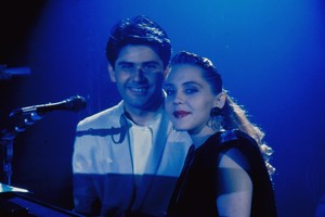 Cesar Filho e Isabela Garcia (Foto: TV Globo)
