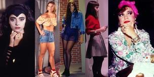 Moda nas novelas (Foto: CEDOC/TV Globo)