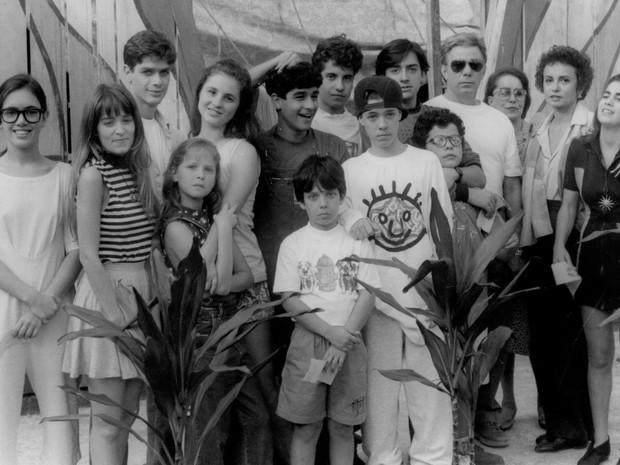 Vamp família  (Foto: CEDOC/ TV GLOBO)