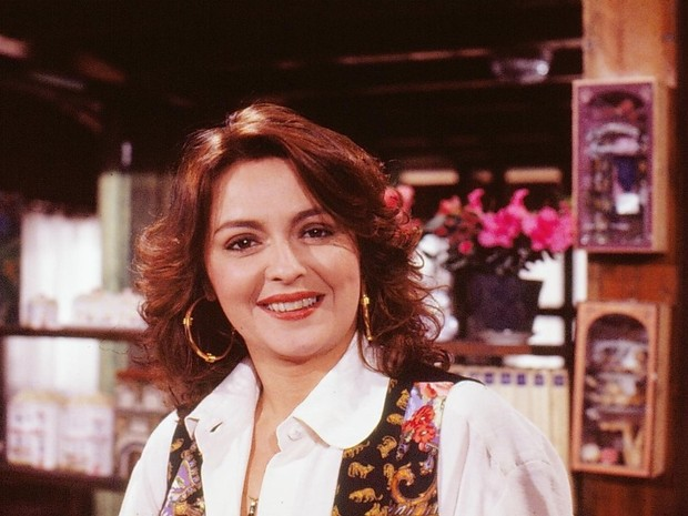 Mariza (Maria Zilda Bethlem) (Foto: TV Globo)