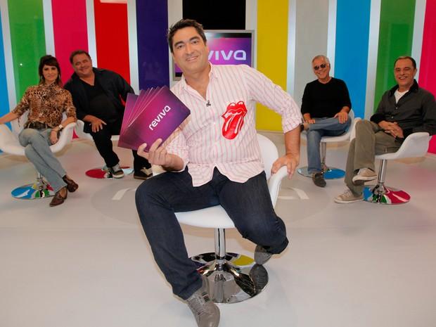 Reviva Música (Foto: Canal Viva)