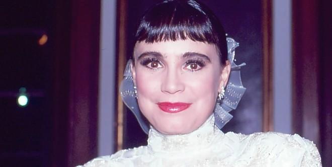 Maria do Carmo (Regina Duarte) (Foto: CEDOC/ TV GLOBO)