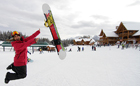 Snow Camp Ep 15