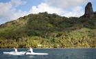Chegada À Bora Bora