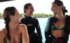Zanzibar, Pontos De Mergulho Haji Kichafi E Shanes Reef