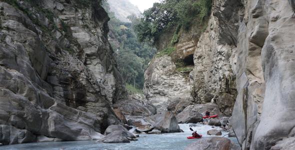 Rio Seth, Nepal