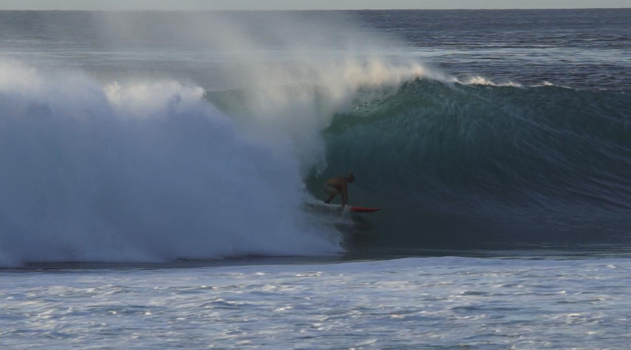 Surfe No Grower, Desert Point