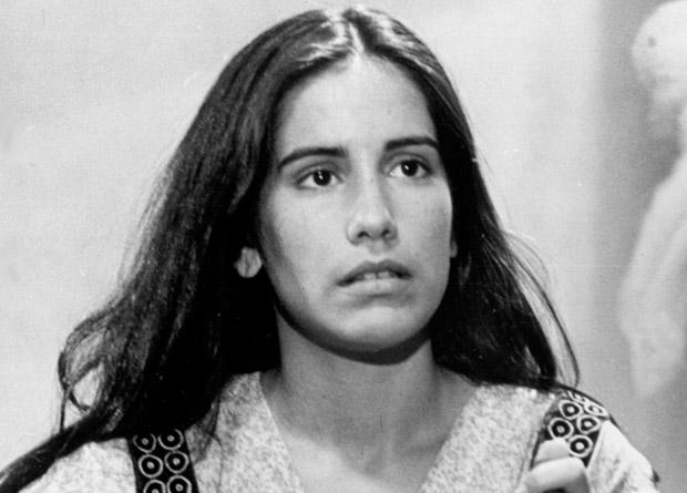 Glória Pires deu vida à emblemática Ana Terra (Foto: Cedoc / TV Globo)