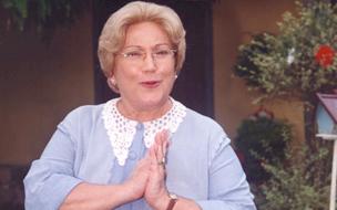 Dona Benta (Nicette Bruno) (Foto: TV Globo)