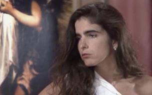 Duda (Malu Mader) (Foto: TV Globo)