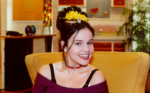 Sirene (Claudia Rodrigues) (Foto: TV Globo)