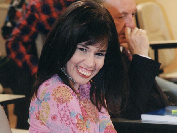 Dona Thalia (Cludia Rodrigues) (Foto: CEDOC/ TV GLOBO)