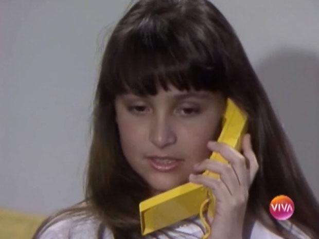 Olívia (Gabriela Duarte)  (Foto: CEDOC/ TV GLOBO)