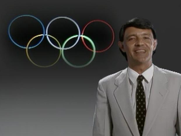 Ney Latorraca no programa especial de Olimpíadas (Foto: Reprodução / TV Globo)