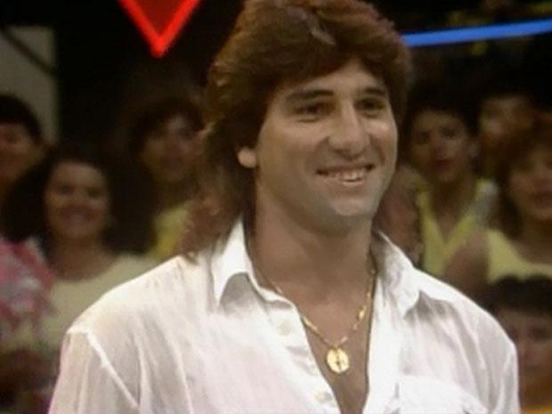 Renato Gaúcho é o convidado especial do 'Cassino do Chacrinha' (Foto: reprodução / TV Globo)