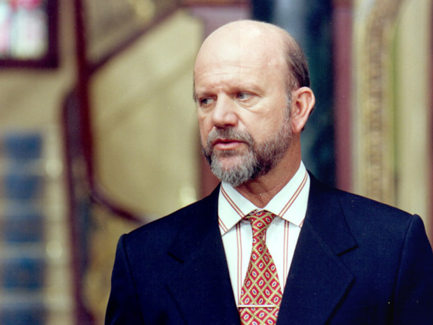 Adalberto (Cecil Thiré) era o assassino em