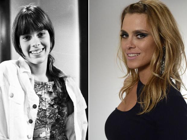 Em 'Sex Appeal', Carolina Dieckmann era uma das concorrentes em um concurso de beleza (Foto: divulgao)