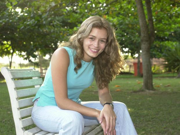 Valéria (Bianca Castanho) em