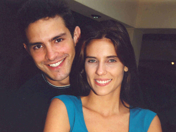 Guilherme (Iran Malfitano) e  Nanda (Rafaela Mandelli) (Foto: CEDOC/TV Globo)
