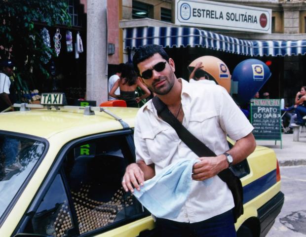 Carlão (Eduardo Moscóvis) (Foto: CEDOC/TV Globo)