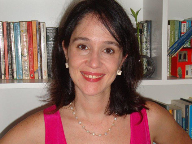 Patrícia Perrone em foto recente (Foto: divulgação)