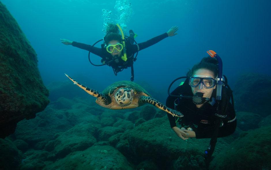 Galeria - Submerso ep.12 e 13 (Foto: Sandro Rodrigues)