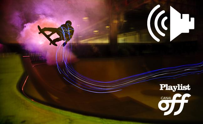 Playlist Destaque Skate (Foto: divulgação)
