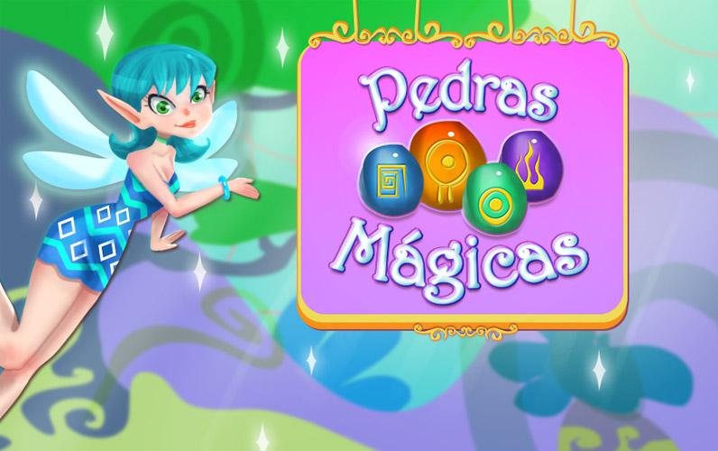 Pedras Mágicas