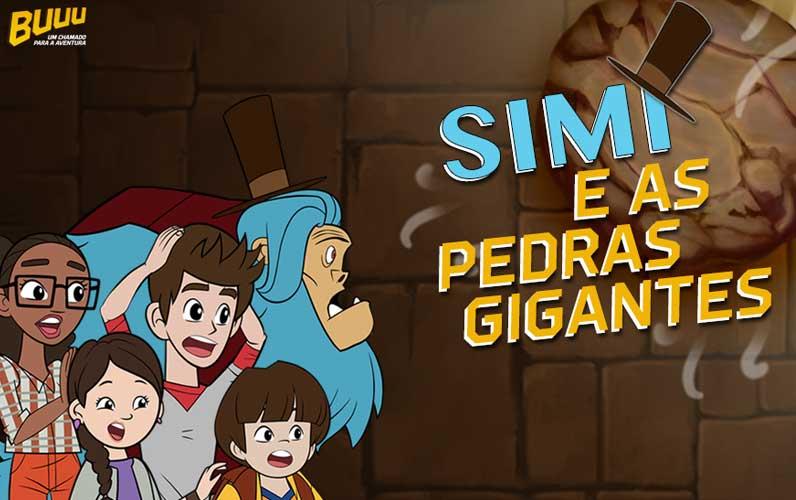 Simi e as Pedras Gigantes