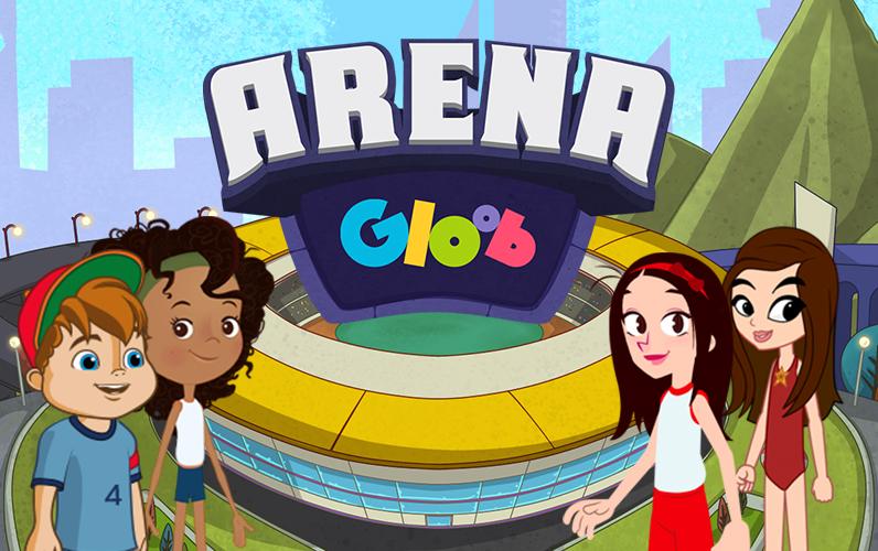 Arena Gloob – Alvinnn!!! e os Esquilos – Especiais – MUNDO GLOOB