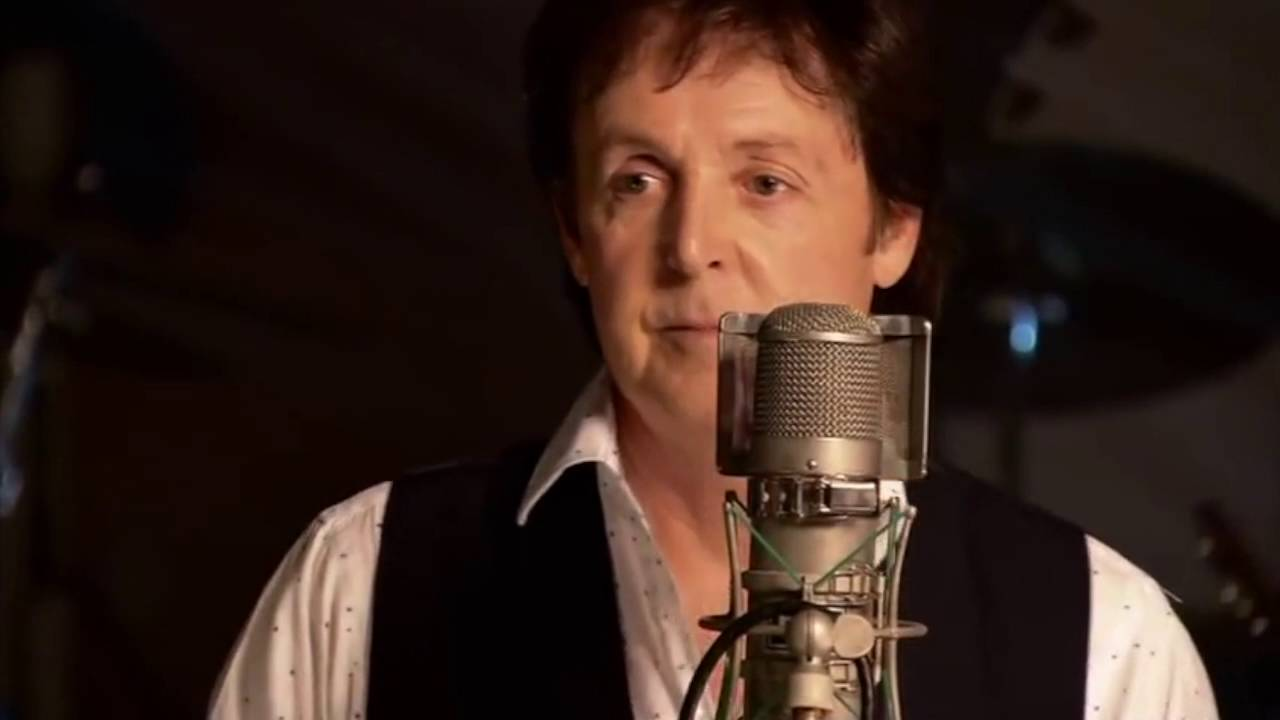 Paul McCartney Chaos And Creation Em Abbey Road