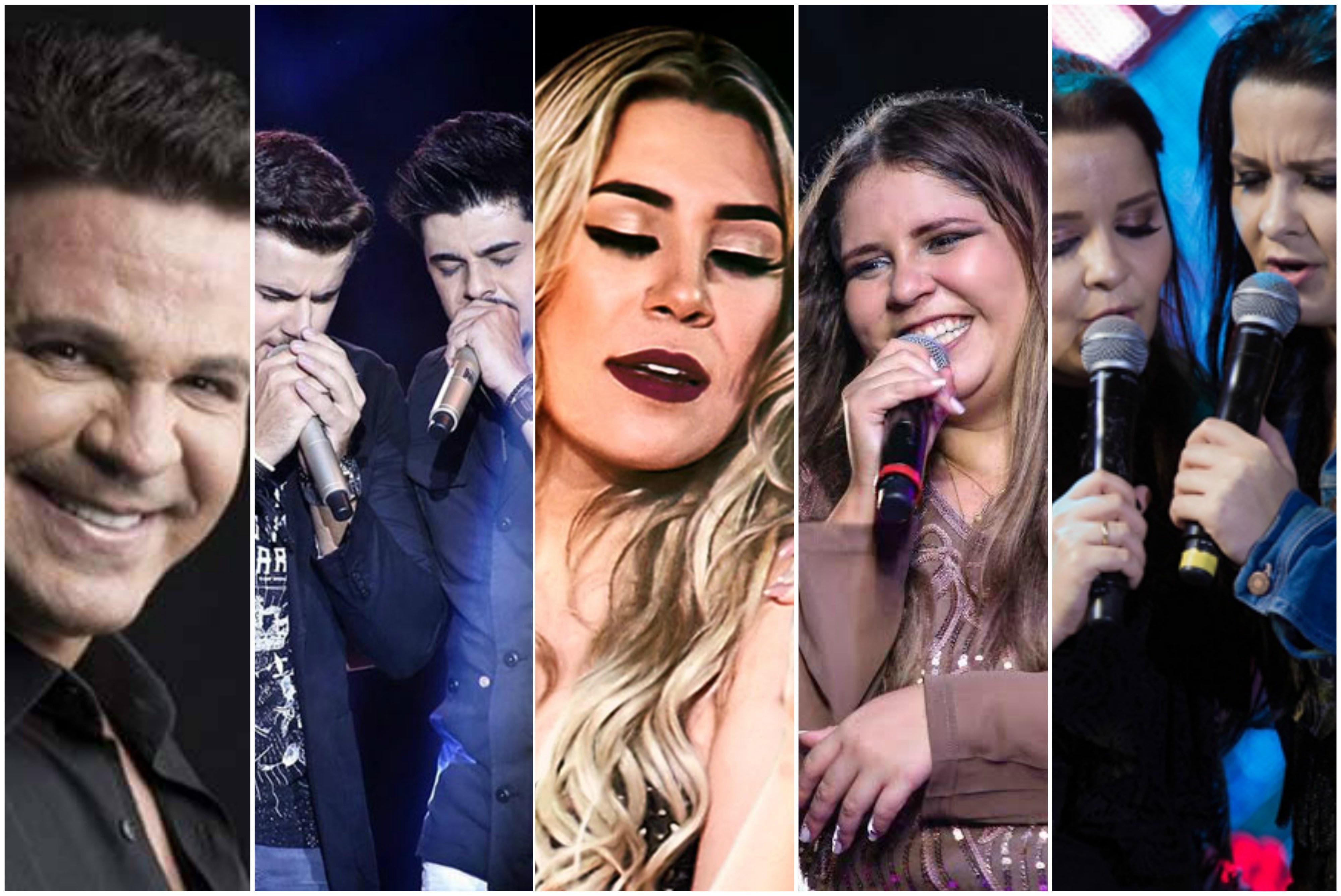 O ano do sertanejo: mais de 70% das músicas mais tocadas