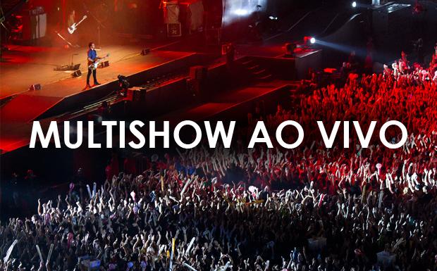 Multishow Ao Vivo - Shows de grandes artistas com parceria ...