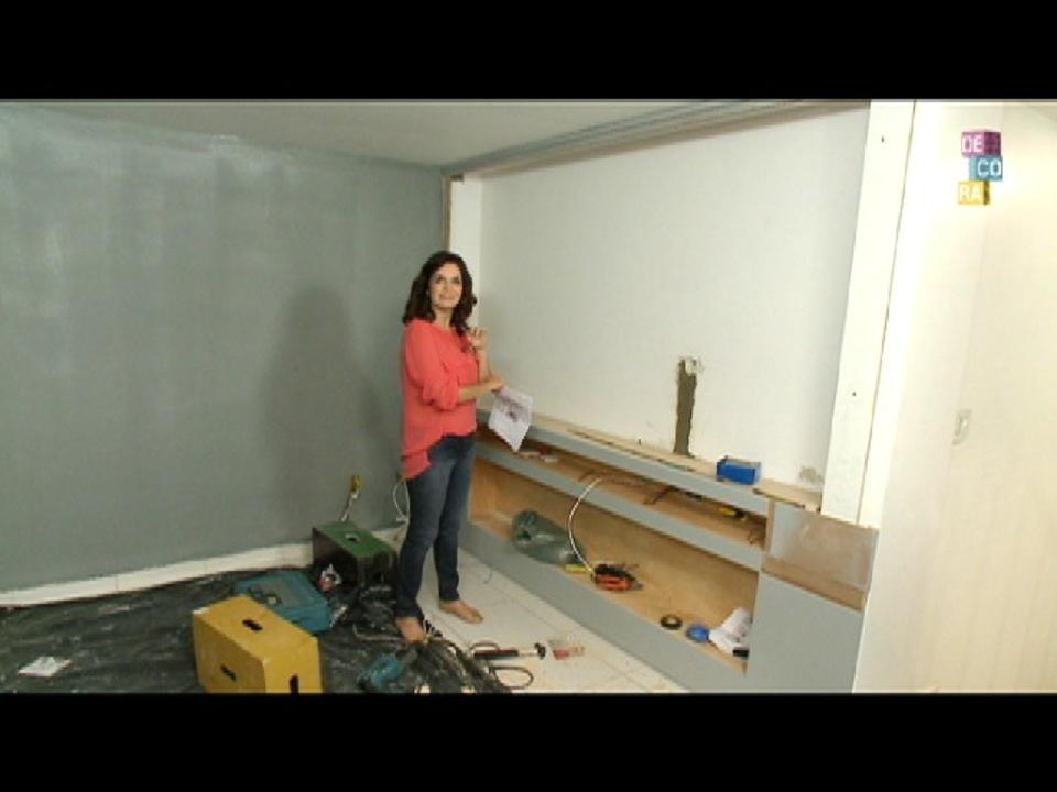 Dica da parede de marcenaria decora programas gnt - Programa para decorar ...