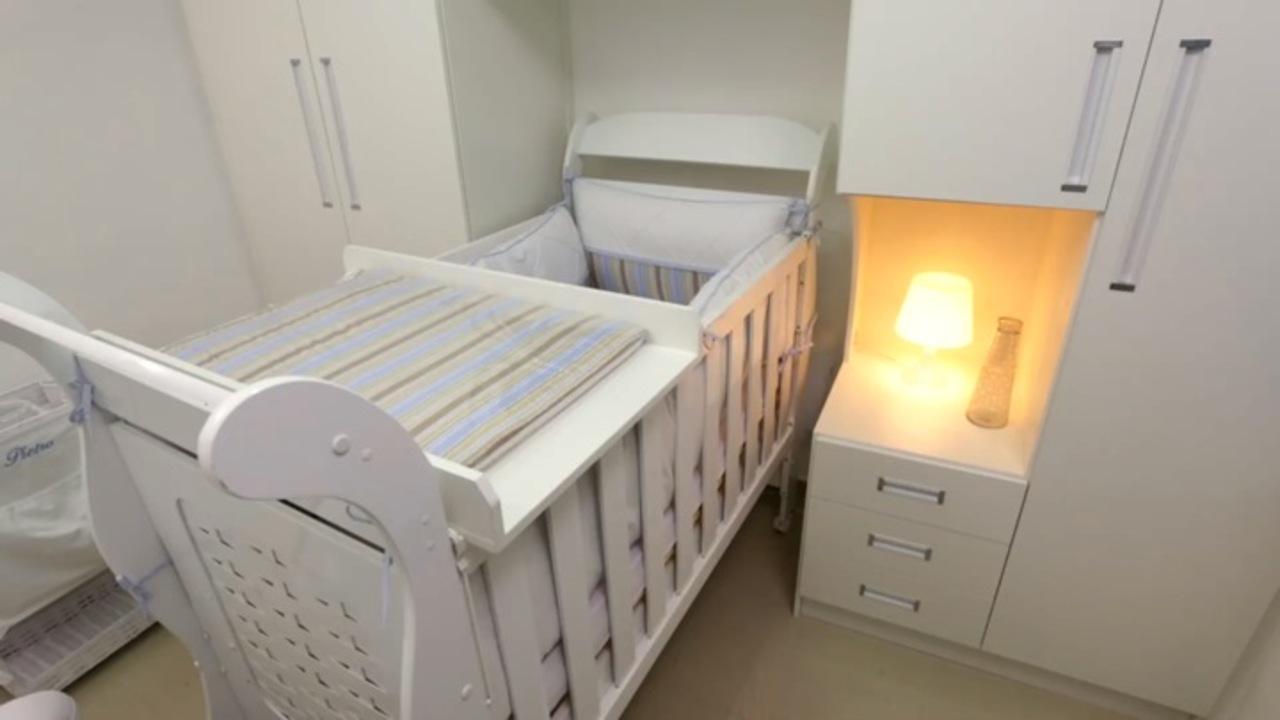 Como montar o quarto de bebê em um cômodo pequeno  Santa Ajuda  Programas