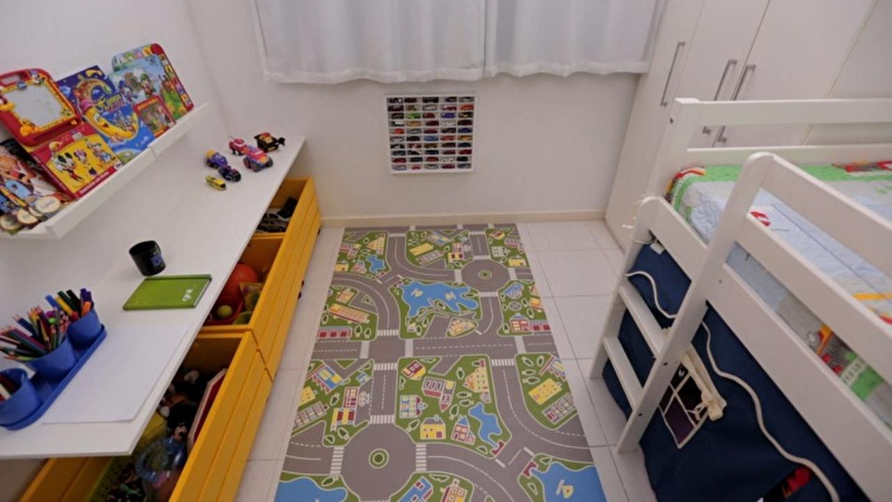 Antes e depois quarto do menino  Santa Ajuda  Programas  GNT