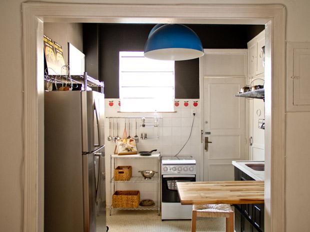 Como decorar uma cozinha pequena casa gnt Como decorar interiores de casas pequenas