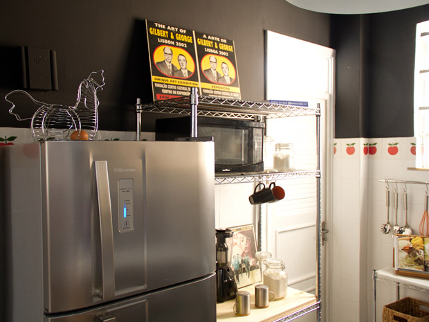decorar uma cozinha:Como decorar uma cozinha pequena – Casa – GNT