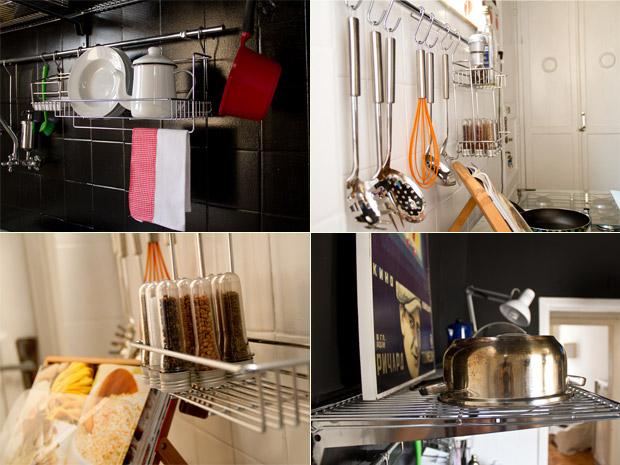 Como decorar uma cozinha pequena  Casa  GNT # Decorar Cozinha Gnt