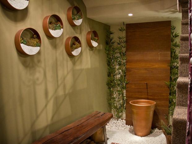 decoracao de ambientes internos pequenos:Luanna Porto: Decoração: Jardins