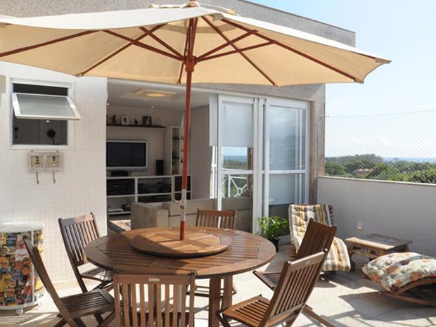 Rea externa 14 inspira es para decorar o ambiente no - Decorar duplex pequeno ...