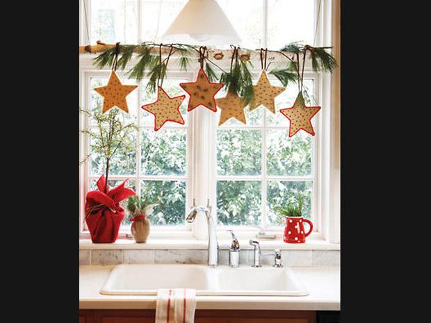 decoracao de natal para interiores de casas: de Natal além da árvore: ideias criativas para a casa – Casa – GNT
