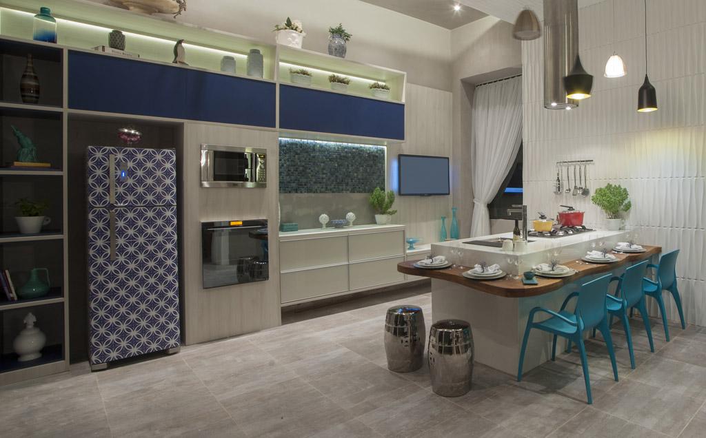 Cozinha para receber: saiba como decorar o ambiente para integrar os