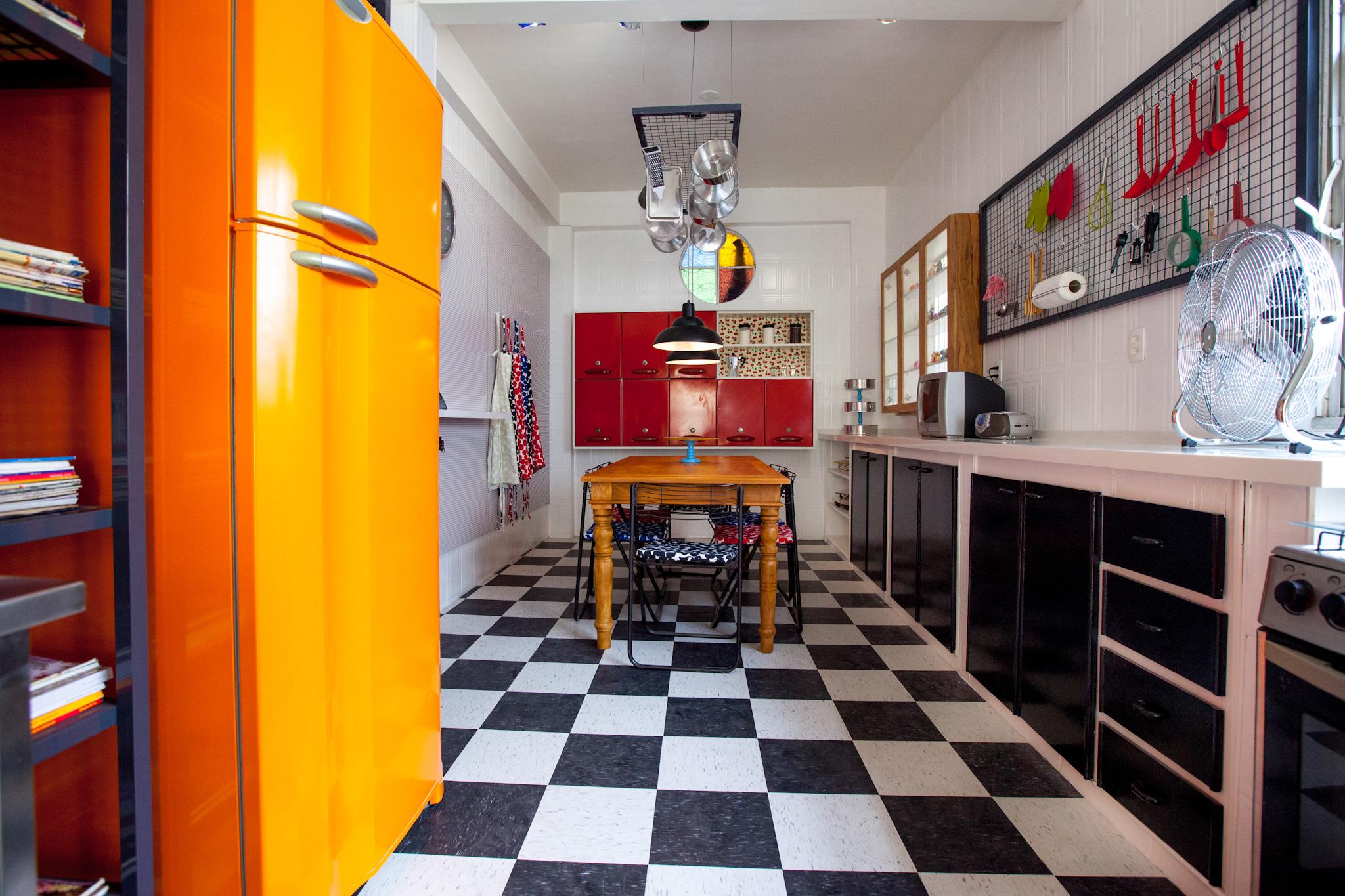 Decora o retr segue em alta e deixa a cozinha ainda mais for Decoracion pisos retro