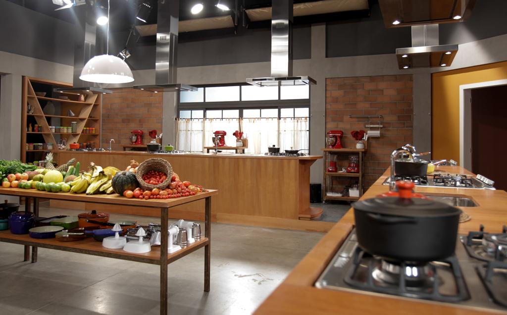 Cozinhas do GNT inspirese nos ambientes onde as receitas se tornam realidad # Cozinha Simples Gnt
