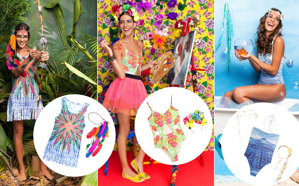 1029e75e3 Demaranatelle  Lojas apostam em fantasias de carnaval